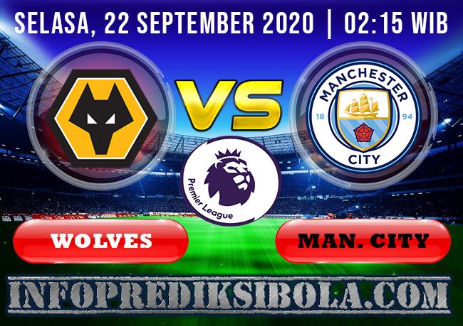 Wolverhampton vs Manchester City 22 SEP