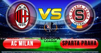 AC Milan vs Sparta Praha