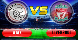 Ajax vs Liverpool 22 Oktober