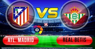 Atl. Madrid vs Real Betis
