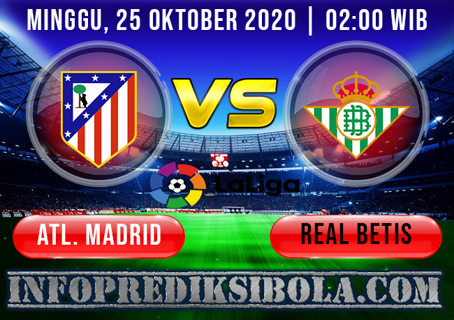 Atl. Madrid vs Real Betis