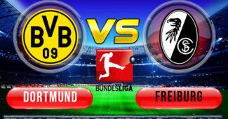 Borussia Dortmund vs Freiburg