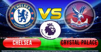 Chelsea vs Crystal Palace