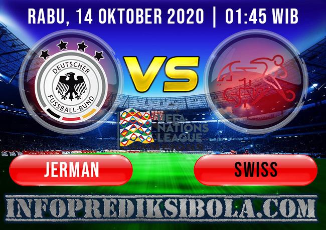 Jerman vs Swiss