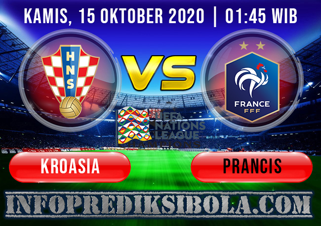 Kroasia vs Prancis