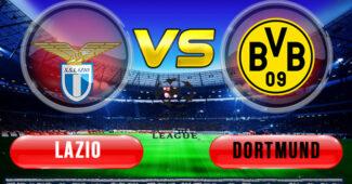 Lazio vs Borussia Dortmund 21 Oktober 2020