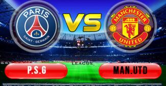 PSG vs Manchester United 21 Oktober 2020