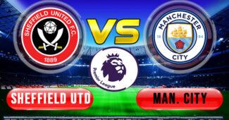 Sheffield United vs Manchester City