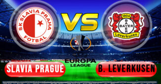 Slavia Prague vs Leverkusen