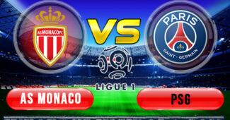 AS Monaco vs Paris Saint Germain