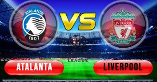 Atalanta vs Liverpool