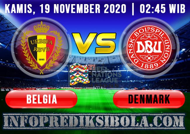 Belgia vs Denmark