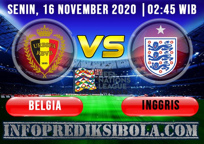 Belgia vs Inggris