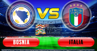 Bosnia vs Italia
