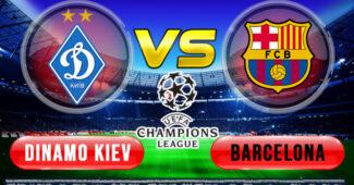 Dinamo Kiev vs Barcelona