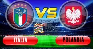 Italia vs Polandia