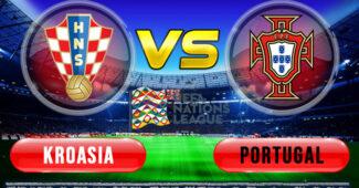 Kroasia vs Portugal