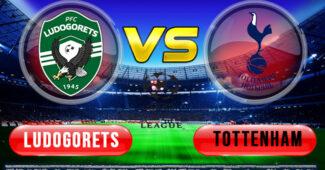Ludogorets Razgrad vs Tottenham