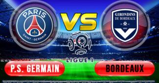 Paris Saint Germain vs Bordeaux