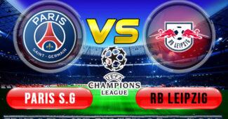 Paris Saint Germain vs RB Leipzig