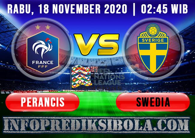 Prancis vs Swedia