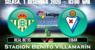 Real Betis vs Eibar