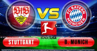 Stuttgart vs Bayern Munchen