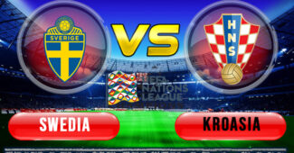 Swedia vs Kroasia
