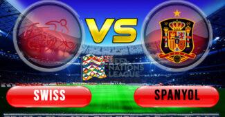 Prediksi Skor Swiss vs Spanyol