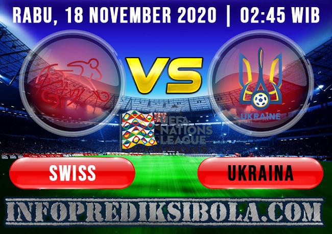 Swiss vs Ukraina
