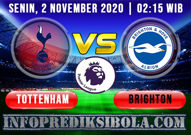 Tottenham vs Brighton