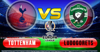 Tottenham Hotspurs vs Ludogorets