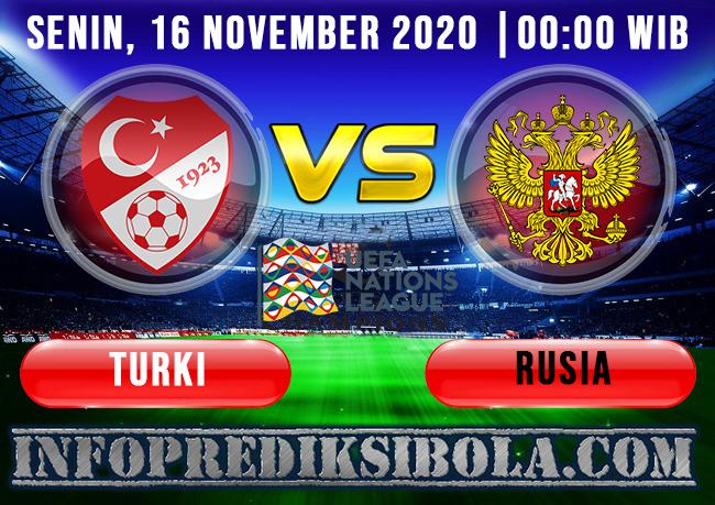 Turki vs Rusia