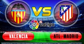 Valencia vs Atletico Madrid