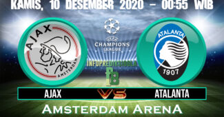 Ajax vs Atalanta