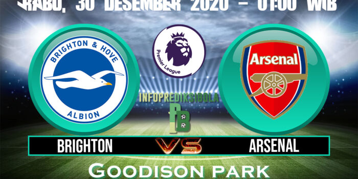 Brighton vs Arsenal
