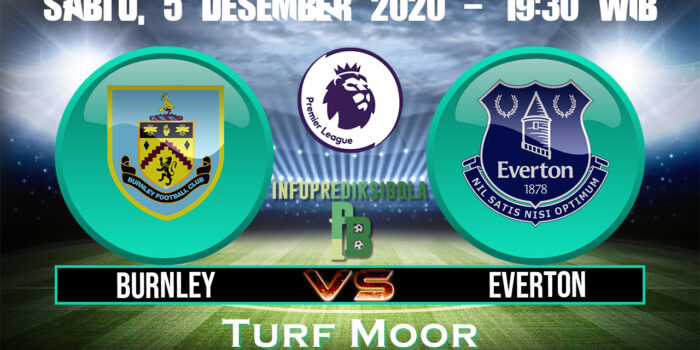 Burnley vs Everton