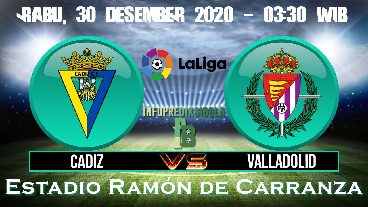 Cadiz vs Valladolid