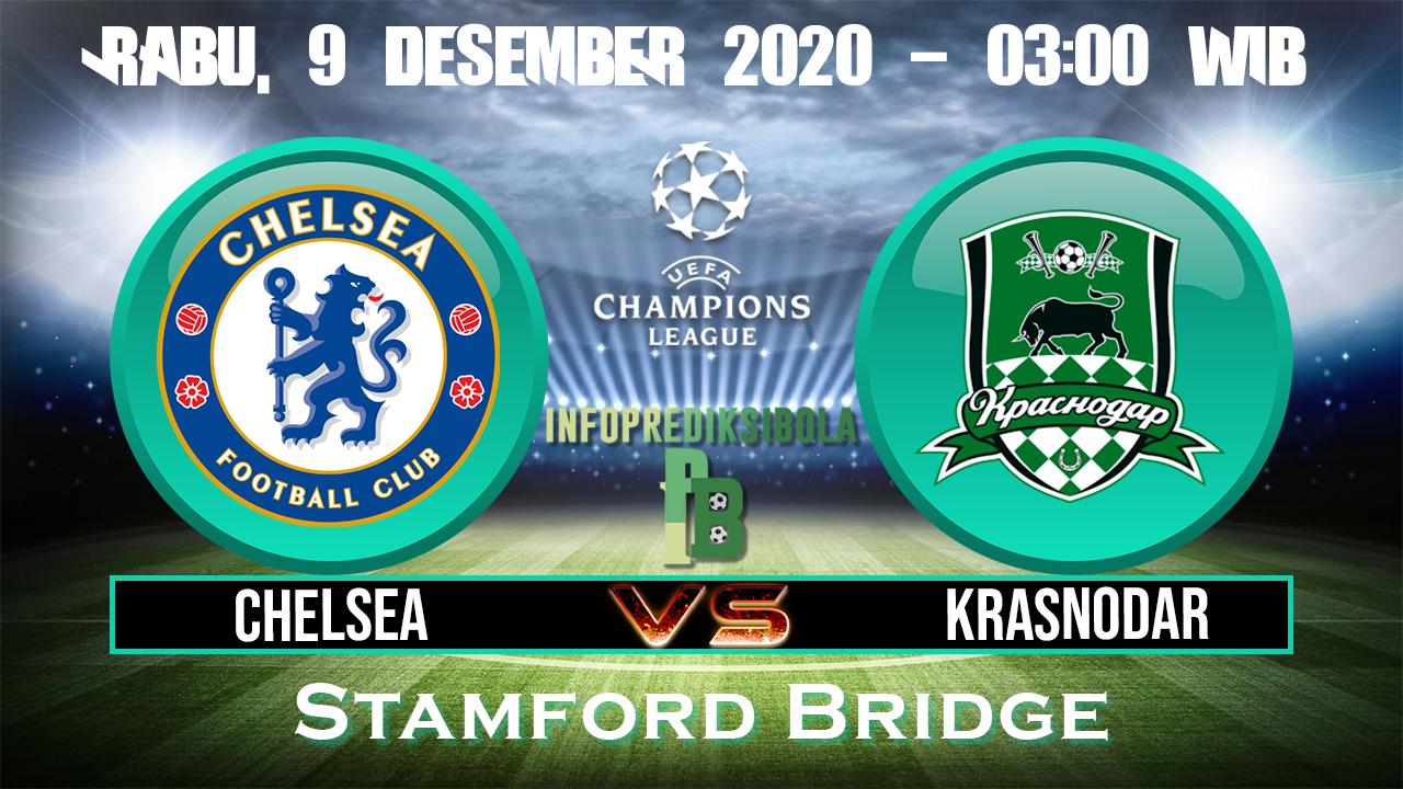 Chelsea vs Krasnodar