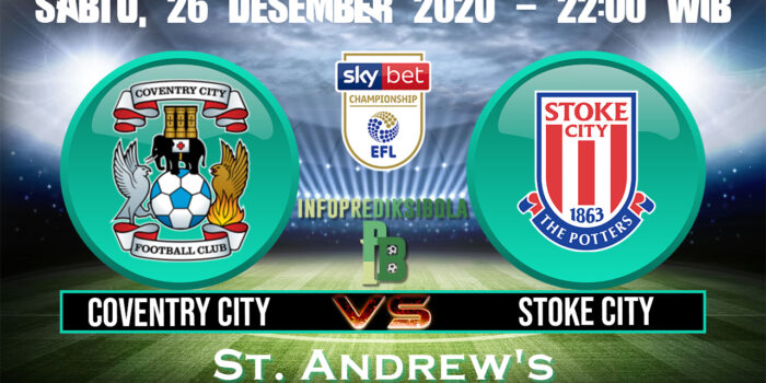 Coventry City Vs Stoke City