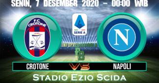 Crotone vs Napoli
