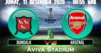 Dundalk vs Arsenal