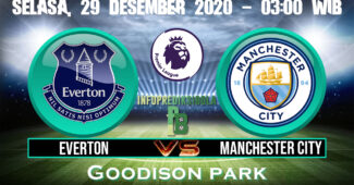 Everton vs Manchester City