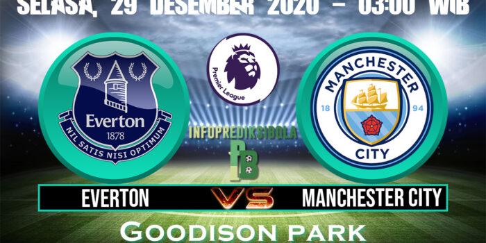 Everton vs Manchester City