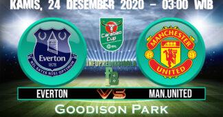 Everton vs Manchester Utd