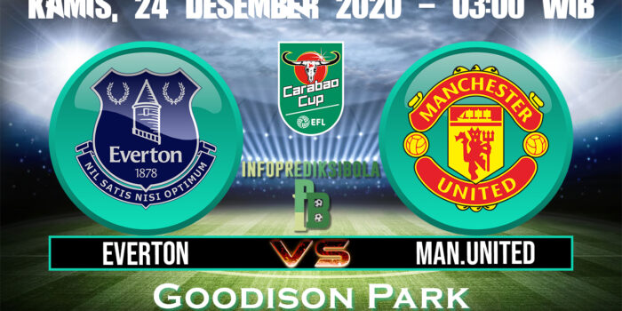Everton vs Manchester Utd