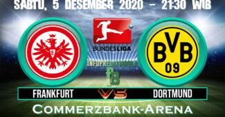 Frankfurt vs Borussia Dortmund