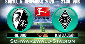 Prediksi Skor Freiburg vs Monchengladbach