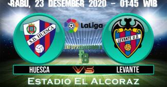 Huesca Vs Levante