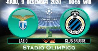 Lazio vs Club Brugge